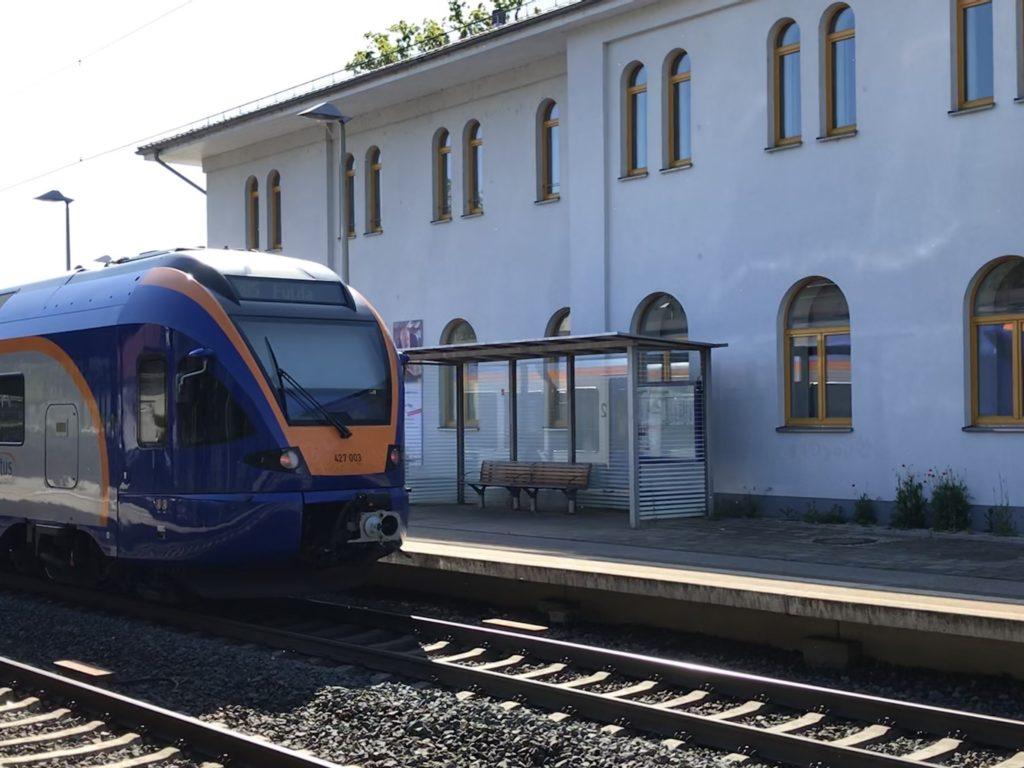 Deutsche Bahn Melsungen
